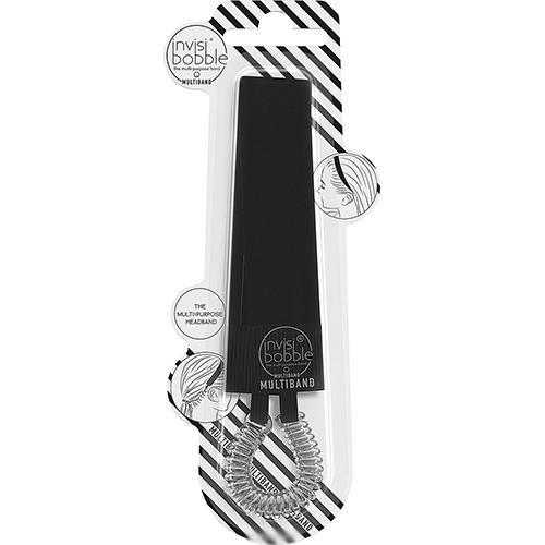 Резинка для волос Multiband True Black черный (Invisibobble, Multiband) наборы аксессуаров для волос esli комплект аксессуаров для волос lovely floral