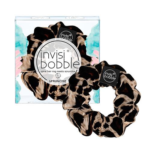 цена на Invisibobble Резинка-браслет для волос Purrfection леопардовый (Invisibobble, Sprunchie)