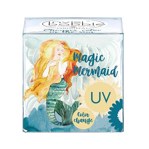 Резинкабраслет для волос Magic Mermaid Ocean Tango голубой (Invisibobble, Original) резинка для волос invisibobble magic mermaid ocean tango 3 штуки 3139