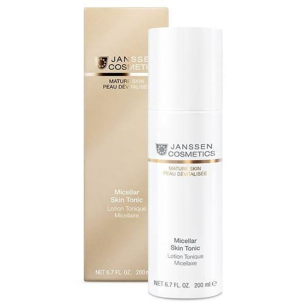 Micellar Skin Tonic Мицеллярный тоник с гиалуроновой кислотой 500 мл (Janssen, Mature Skin) janssen мицеллярный тоник с гиалуроновой кислотой mature skin