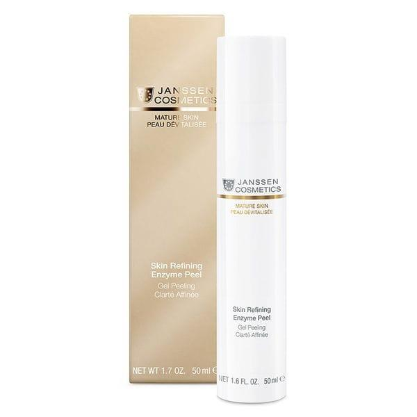 Enzyme Peel Обновляющий энзимный гель 150 мл (Janssen, Mature Skin) обновляющий энзимный гель mature skin