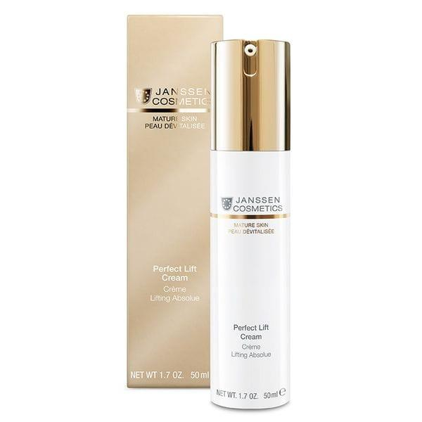 Perfect Lift Cream Аntiage лифтингкрем с комплексом Cellular Regeneration 150 мл (Janssen, Mature Skin) janssen аnti age лифтинг крем с комплексом cellular regeneration perfect lift cream 150 мл
