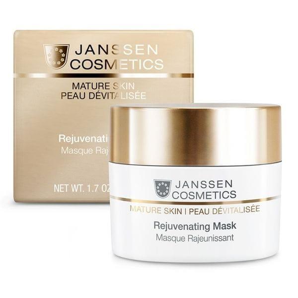 Rejuvenating Mask Омолаживающая креммаска с комплексом Cellular Regeneration 200 мл (Janssen, Mature Skin) омолаживающая крем маска с комплексом cellular regeneration mature skin