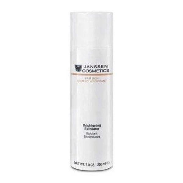 Пилингкрем для выравнивания цвета лица 100 мл (Janssen, Fair Skin) для цвета лица