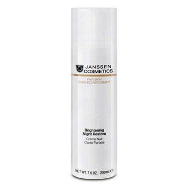 Купить со скидкой Janssen Осветляющий ночной крем 150 мл (Janssen, Fair Skin)