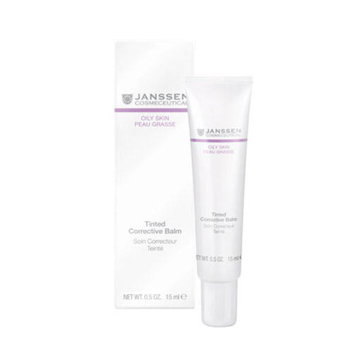 Janssen ���������������� �������-��������� � ���������� �������� 15 �� (Oily skin)
