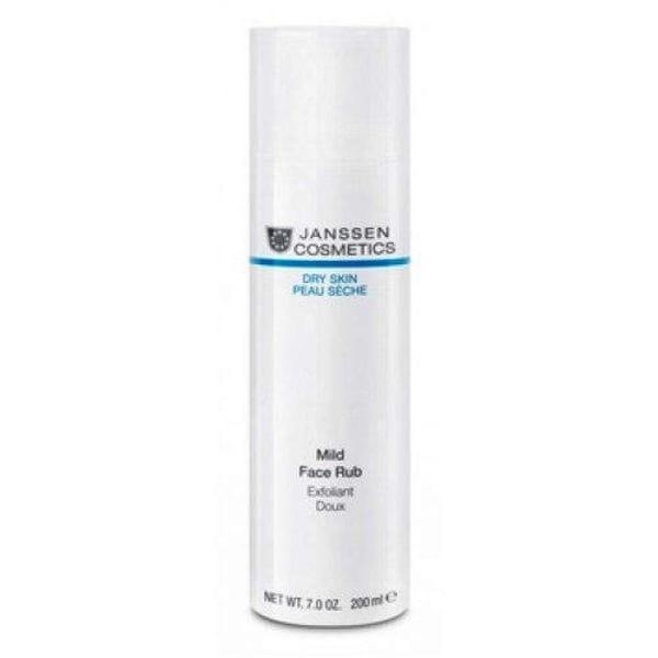 Мягкий скраб с гранулами жожоба 200 мл (Janssen, Dry Skin)