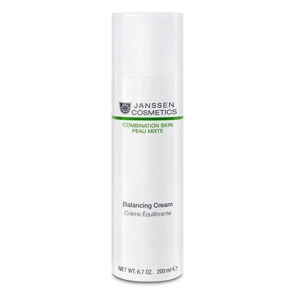 Балансирующий крем 200 мл (Janssen, Combination skin) крем для лица janssen