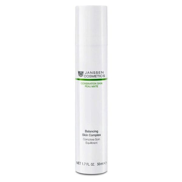 Себорегулирующий концентрат 50 мл (Janssen, Combination skin) себорегулирующий концентрат 30 мл janssen combination skin