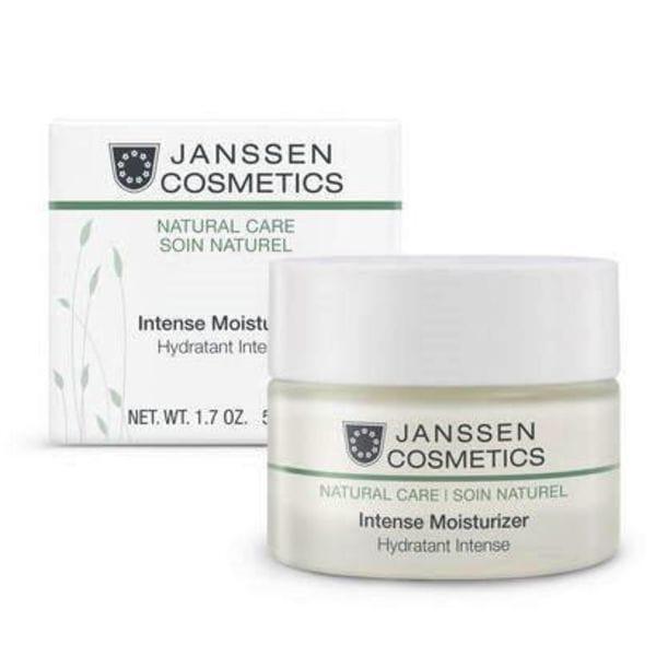 Интенсивно увлажняющий крем для упругости и эластичности кожи 100 мл (Janssen, Organics) интенсивно увлажняющая эмульсия для упругости и эластичности кожи 100 мл janssen organics