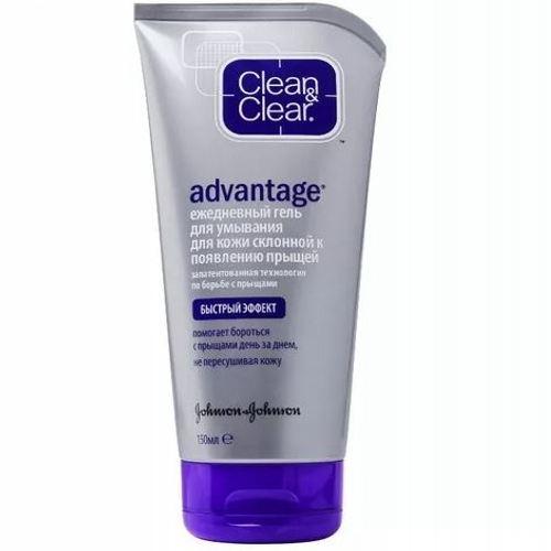 Купить Clean&Clear Гель для умывания от прыщей 150 мл (Clean&Clear, Для лица), США