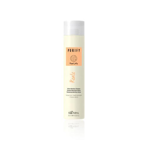 все цены на Восстанавливающии шампунь для поврежденных волос Reale 300 мл (Kaaral, Purify) онлайн