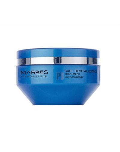 Восстанавливающий кондиционер для вьющихся волос 200 мл (Kaaral, Maraes) kaaral восстанавливающий несмываемый спрей для прямых поврежденных волос maraes sleek empowering spray treatment 150 мл
