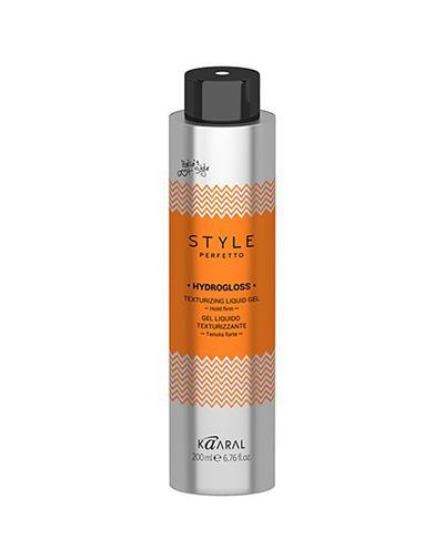 Жидкий гель для текстурирования волос 200 мл (Kaaral, Style Perfetto)