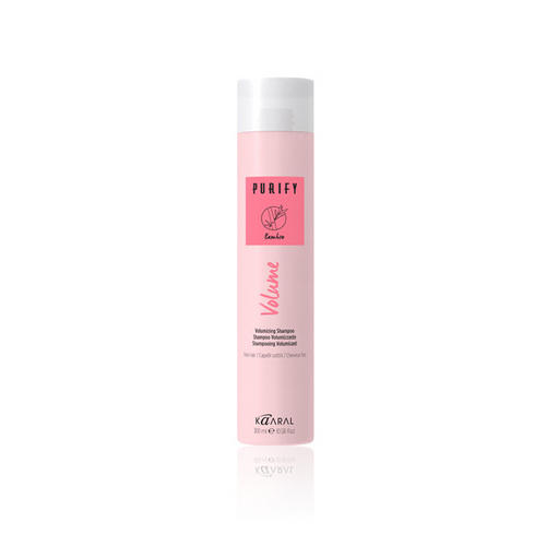 цена Kaaral Шампунь-объем для тонких волос Volume 300 мл (Kaaral, Purify) онлайн в 2017 году