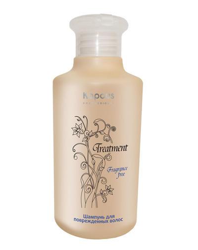 Шампунь для поврежденных волос серии 250 мл (Kapous Professional, Fragrance free) недорого