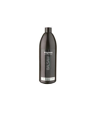 Купить Kapous Professional Бальзам для всех типов волос с ментолом и маслом камфоры 1000 мл (Kapous Professional, Для всех типов волос), Италия