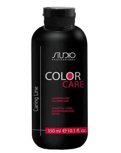 Шампуньуход для окрашенных волос Color Care 350 мл (Kapous Professional, Studio) недорого