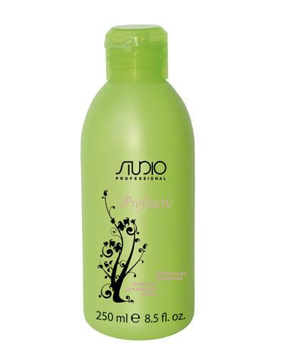 Шампунь для жирных волос 250 мл (Kapous Professional, Profilactic) лучший шампунь для жирных волос