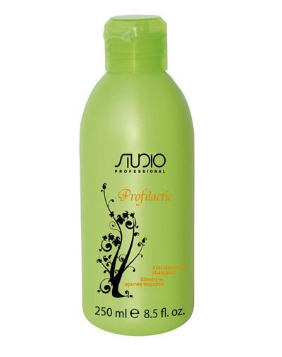 Шампунь против перхоти 250 мл (Kapous Professional, Profilactic) kapous шампунь против выпадения волос profilactic 250 мл