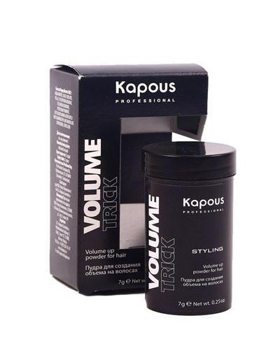 Пудра для создания объема на волосах Volumetrick 7 мл (Kapous Professional, Средства для укладки)