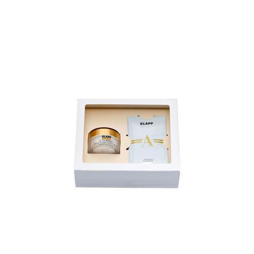 Набор по уходу за лицом A Classic Face Care Set (Klapp, A classic) bergamo набор средств по уходу за кожей для интенсивного восстановления luxury gold set