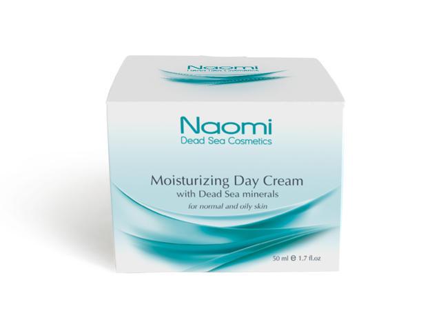 Naomi Крем увлажняющий для лица для нормальной и жирной кожи 50 мл (Naomi, Уход за лицом)