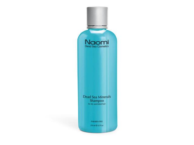 Купить Naomi Шампунь с минералами Мертвого моря для сухих и окрашенных волос 250мл (Naomi, Уход за волосами)