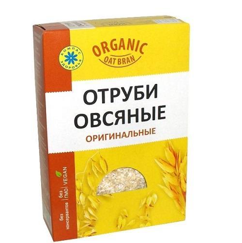 Отруби Овсяные 200 г (Компас здоровья, Правильное питание) семеня льна компас здоровья 200 г