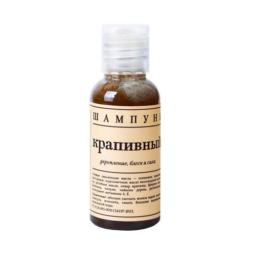 Шампунь Крапивный 30 мл (Краснополянская косметика, Шампуни для волос)