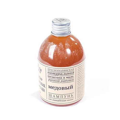 Шампунь Медовый 250 мл (Краснополянская косметика, Шампуни для волос) косметика для волос макадамия отзывы