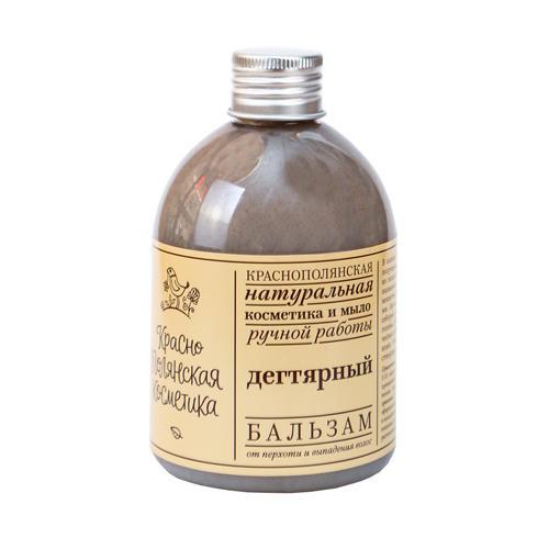 Бальзам для волос Дегтярный 250 мл (Краснополянская косметика, Бальзамы для волос) цена и фото