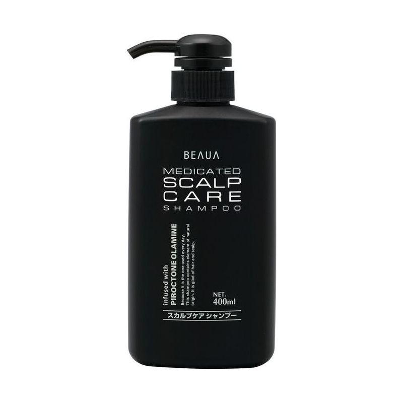 Kumano cosmetics Шампунь Лекарственный Buear, 400 мл. (Kumano cosmetics, Шампуни для волос) шампуни для смывки краски с волос