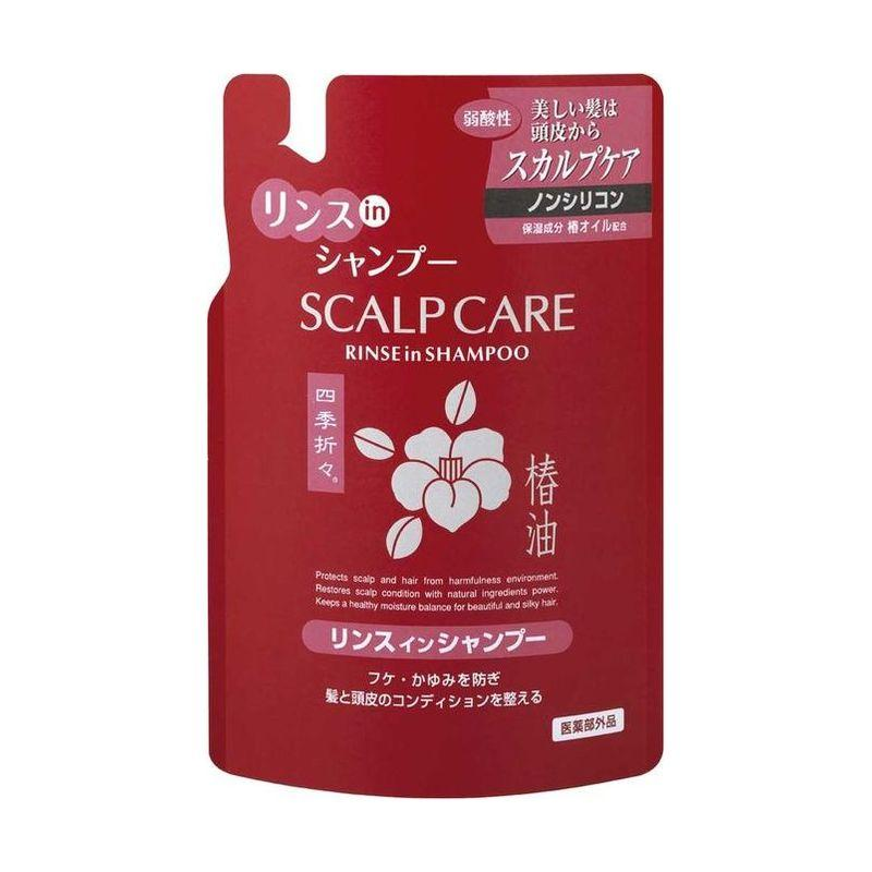 Купить Kumano cosmetics Шампунь д/сухих волос Белая Камелия SHIKI-ORIORI 350 мл, см/б (Kumano cosmetics, Шампуни для волос), Япония
