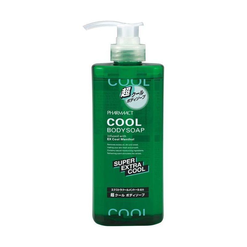 Купить Kumano Cosmetics Жидкое мыло д/тела Pharmaact Extra Cool 600 мл. (Kumano Cosmetics, Жидкое мыло для тела)