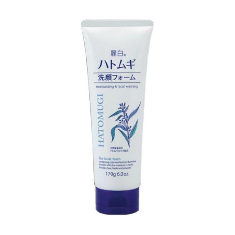 Купить Kumano cosmetics Очищающая пенка Urarashiro HATOMUGI, 170 гр (Kumano cosmetics, Средства для снятия макияжа), Япония