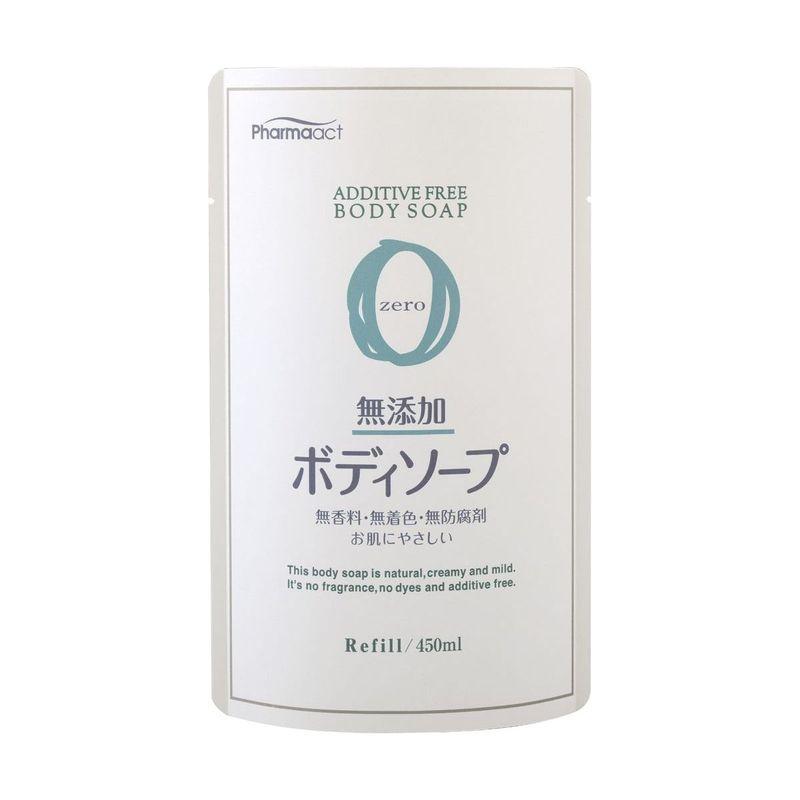 Купить Kumano Cosmetics Жидкое мыло д/тела д/чувст кожи, Pharmaс с/б 450мл (Kumano Cosmetics, Жидкое мыло для тела)