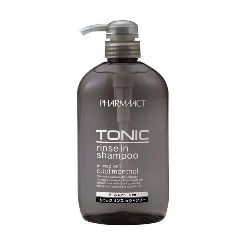 Купить Kumano cosmetics Шампунь тонизирующий 2в1 д/мужчин Pharmaact 600 мл (Kumano cosmetics, Шампуни для волос), https://www.pharmacosmetica.ru/files/pharmacosmetica/reg_images/KY-43.jpg
