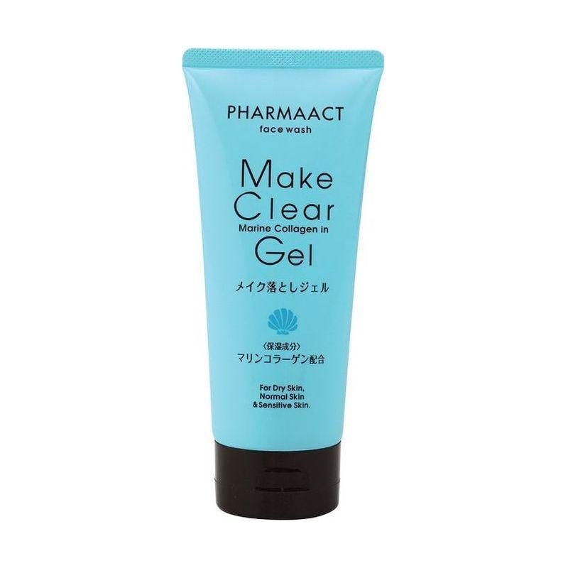 Купить Kumano cosmetics Гель для снятия макияжа Pharmaact 200 гр. (Kumano cosmetics, Средства для снятия макияжа), Япония