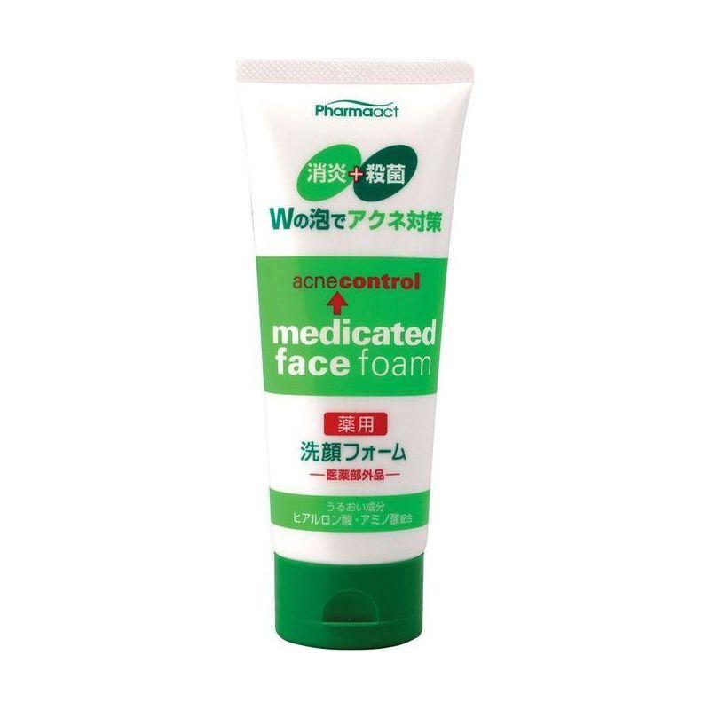 Купить Kumano cosmetics Пенка д/умыв. против черных точек Pharmaact, 130 гр (Kumano cosmetics, Косметика для умывания), Япония