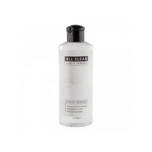 Жидкость для снятия макияжа White Lily 160 мл (Apieu, Для ногтей) маскапленка очищающая для носа 50 мл apieu apieu