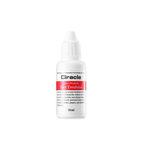 Эмульсия для проблемной кожи Anti Blemish Spot Emulsion 30 мл (Ciracle, Antiacne) недорого