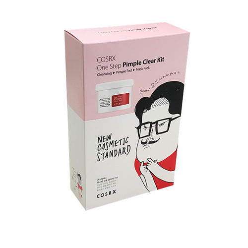 Набор для очищения кожи One Step (COSRX, Очищение) cosrx low ph good morning gel cleanser 150ml face exfoliator facial cleanser original korea cosmetics