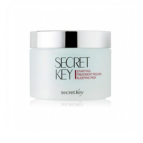 Маска для лица ночная Starting Treatment Peeling Sleeping Pack, 100 г (Secret key, Mask Pack)