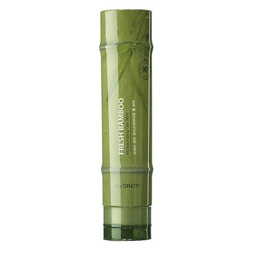 Мист для лица и тела с экстрактом бамбука Fresh Bamboo Essential Water Mist, 100 мл (The Saem, Bamboo) мист для тела the saem see and saw body clear mist