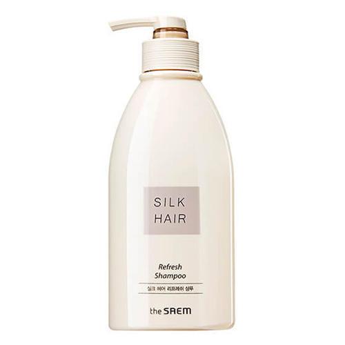 Шампунь для волос освежающий Refresh Shampoo, 320 мл (The Saem, Silk Hair) шампунь для волос repair shampoo 320 мл the saem silk hair