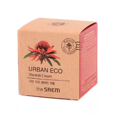 Крем для лица с экстрактом телопеи Urban Eco Waratah Cream, 60 мл (The Saem, Waratah) недорого
