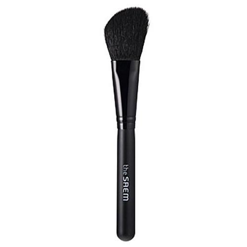 Кисть для контура Cheek Contour Brush, 1 шт (The Saem, Аксессуары)