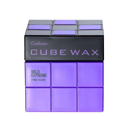 Welcos Воск для укладки волос Confume Cube Wax Wild Extreme 80гр (Welcos, Confume)
