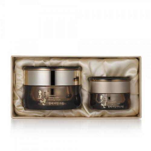 Велкос Набор для лица уходовый Hwangback Firming Cream Set 50мл/15мл (Welcos, Body Phren) фото 0